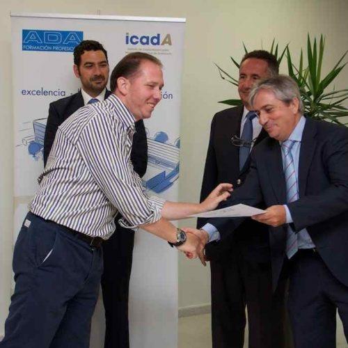 Clausura III y IV Promocion ICADA Formacion Directiva FIMI -18