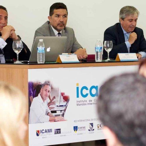 Clausura III y IV Promocion ICADA Formacion Directiva FIMI -2