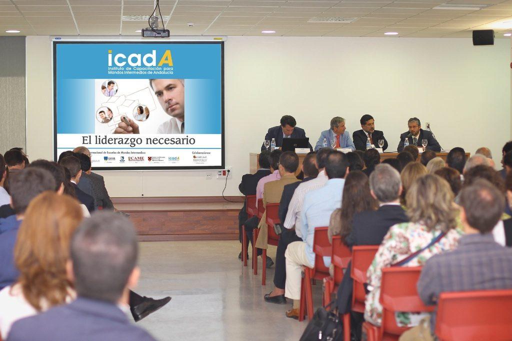 Presentación del evento Intervención de Fausto Arroyo Crejo. Director de la Autoridad Portuaria de Sevilla