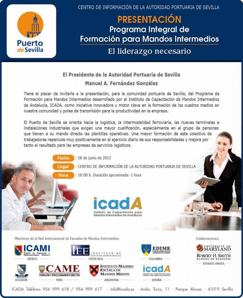 ICADA_presentacion_programa_mandos_intermedios_PuertodeSevilla